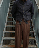 LabourUnion-handmade-clothing-american-retro-vintage-style-menswear-Denim-A1-1930s-Granite-Tweed-Suits-Trousers