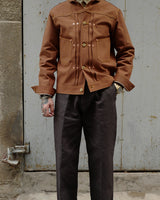 LabourUnion-handmade-clothing-american-retro-vintage-style-menswear-gold-rush-denim-jacket