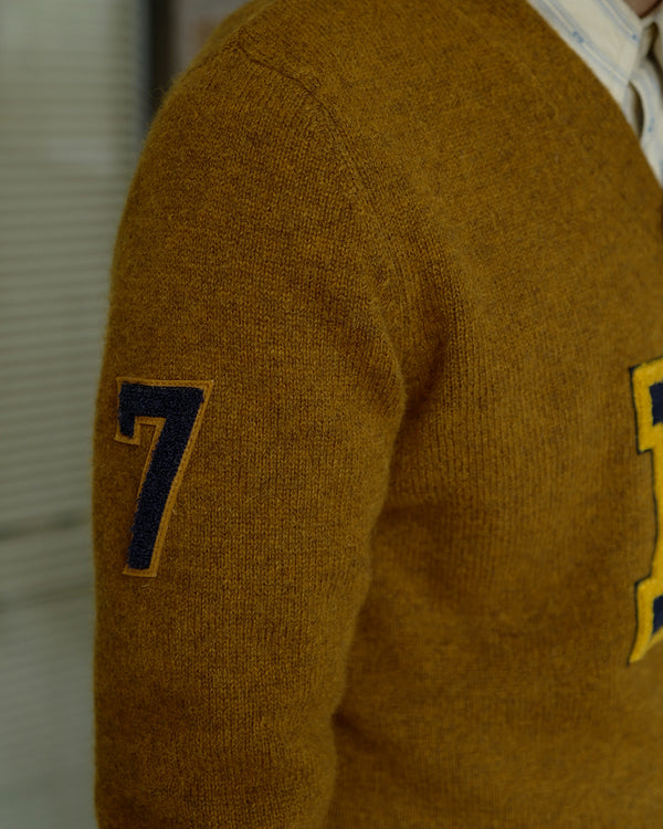 LabourUnion-handmade-clothing-american-retro-vintage-style-menswear-knitwear-Ivy League-E-Jumper