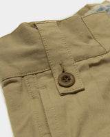 LabourUnion-clothing-american-retro-vintage-handmade-menswear-shorts-British-Army-Double-Buckle -Gurkha-Shorts-khaki-bottom