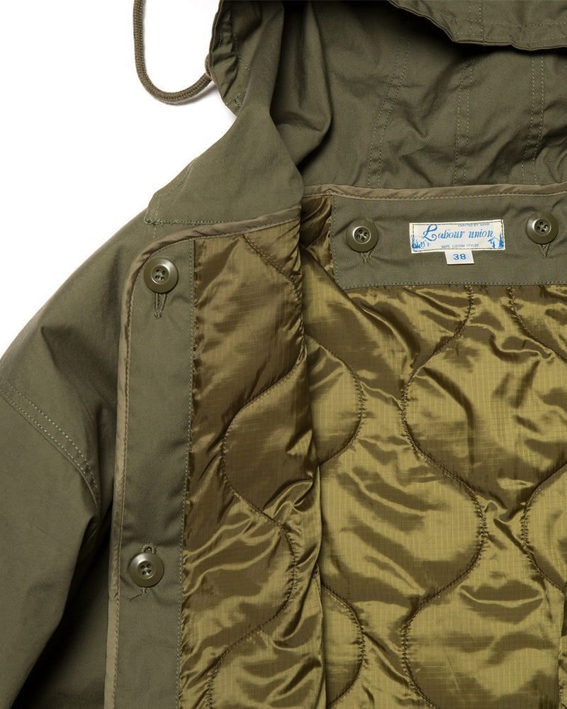 M-51 Hooded Fishtail Parka