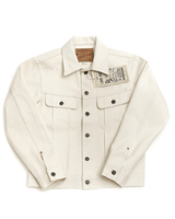 Labourunion_clothing_handemade_american_retro_vintage_style_menswear_ Type3_ RedSelvedge_White_Denim_Jacket