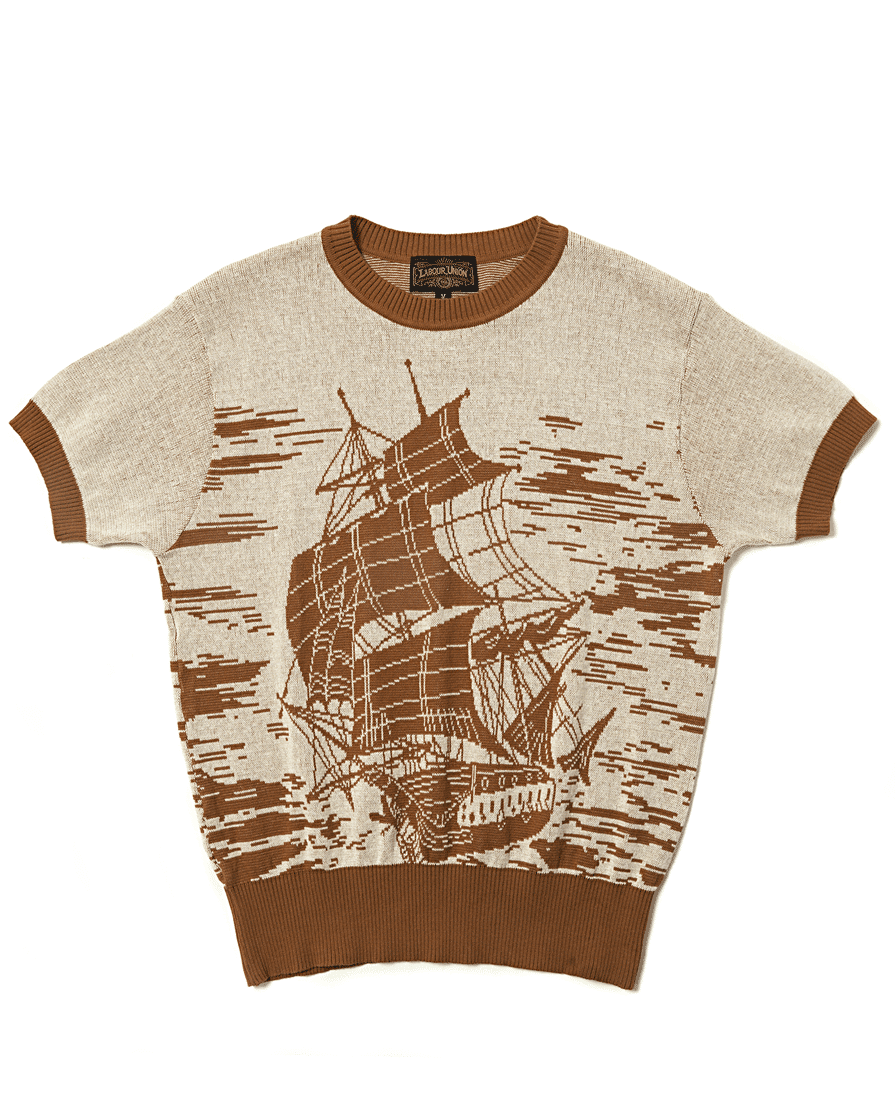 Labourunion_clothing_handemade_american_retro_vintage_style_menswear_PiratShip_Knit_Summer_Shirt