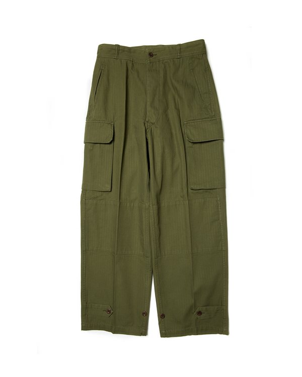 HBT French Army M47 Cargo Trousers