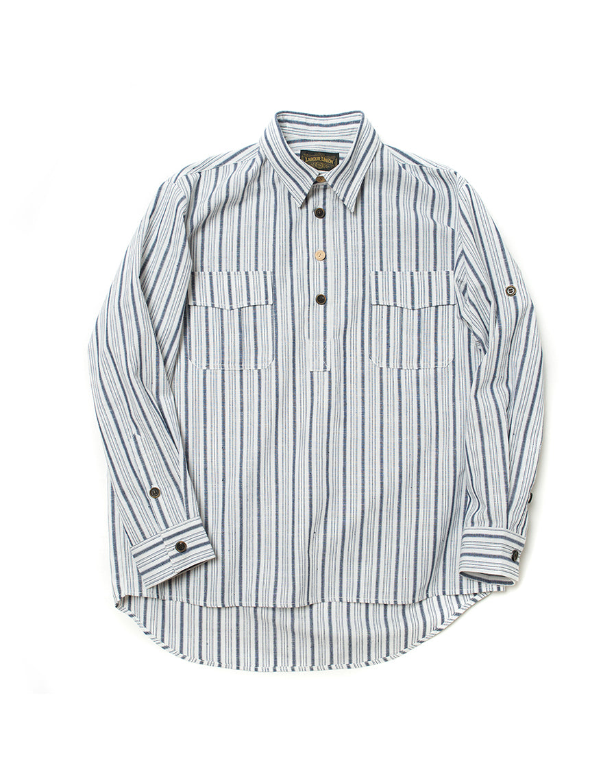 Striped Pullover Shirt