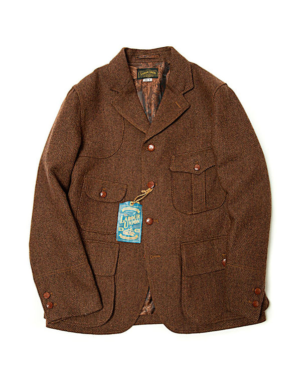 WWII Bread Pocket Shooting Jacket
