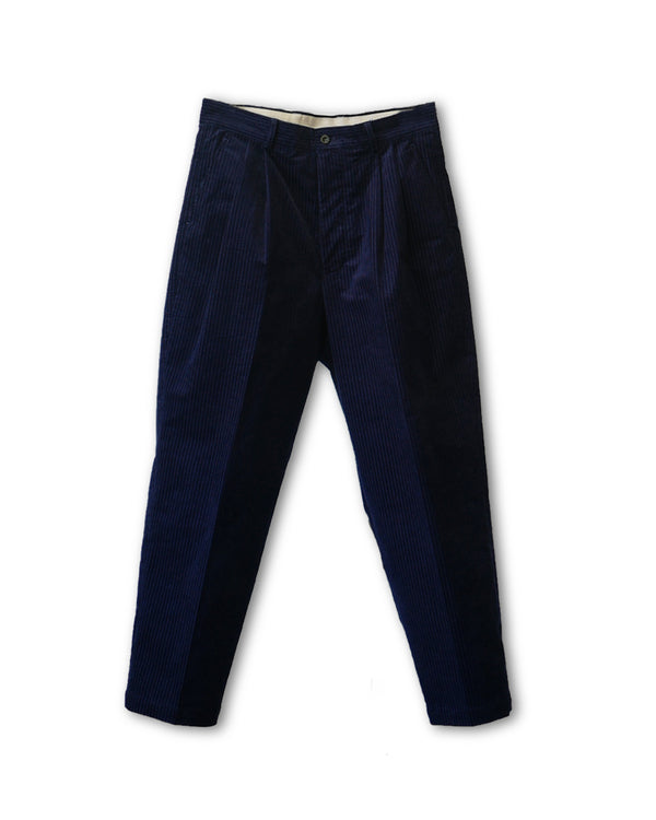 Two Tack Trousers Jacquad Corduroy