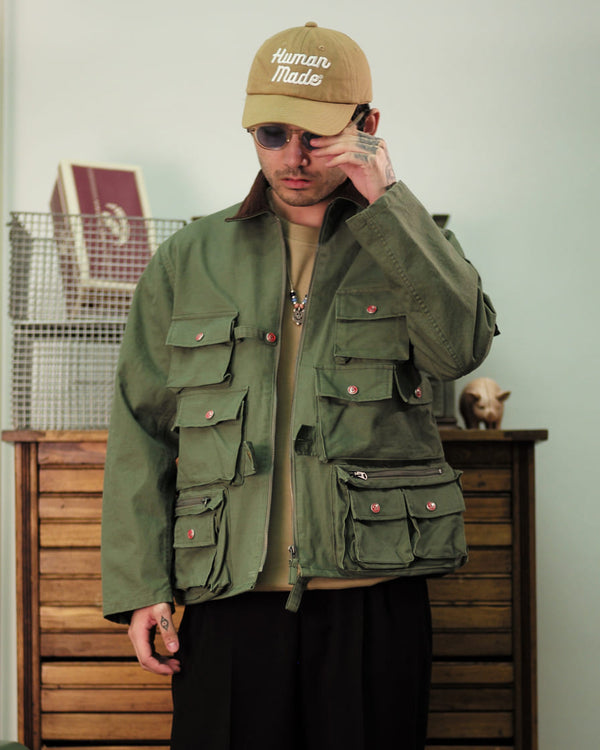 Fly Fishing Multi Pockets jacket