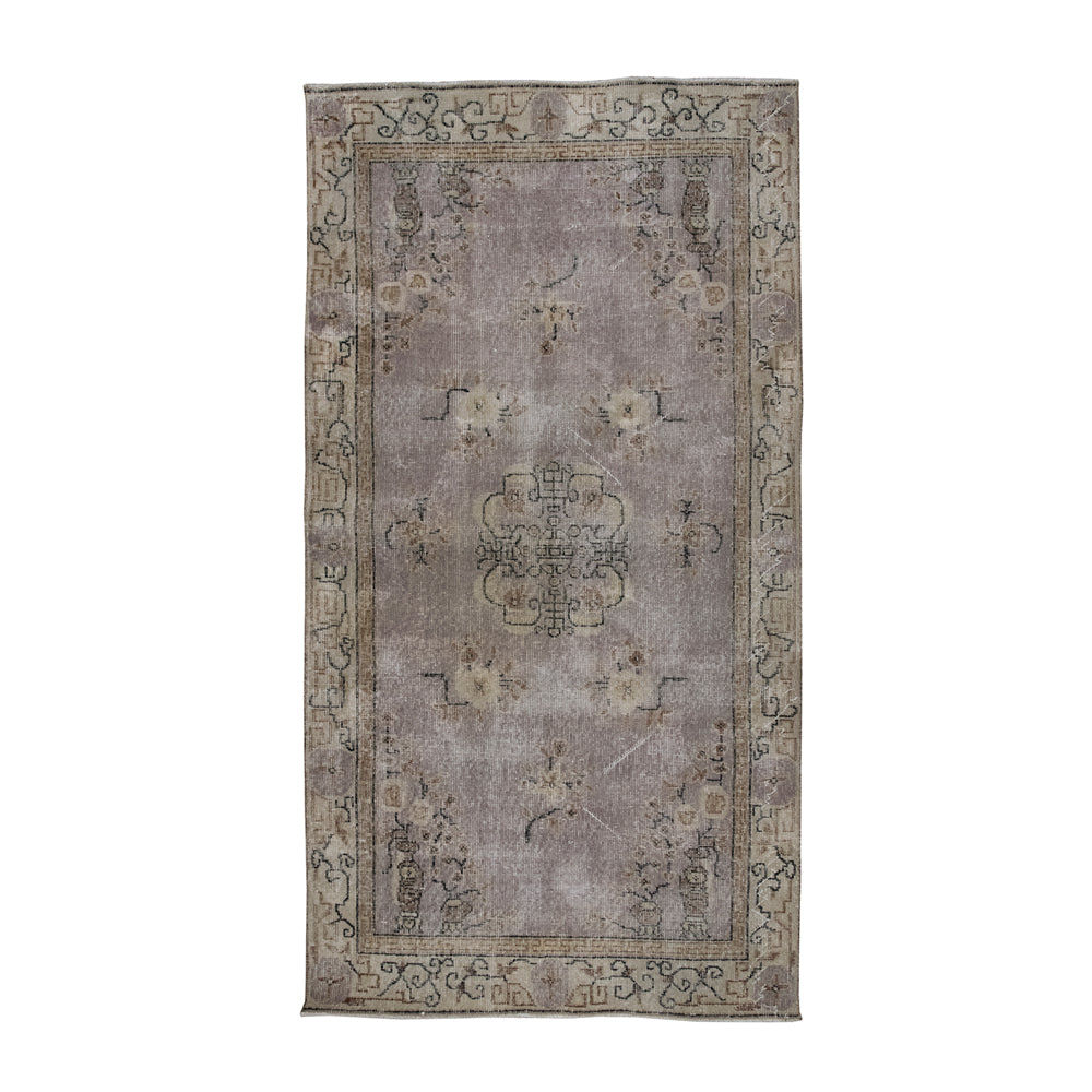 Load image into Gallery viewer, 'Brit' Vintage Rug (4 x 7)