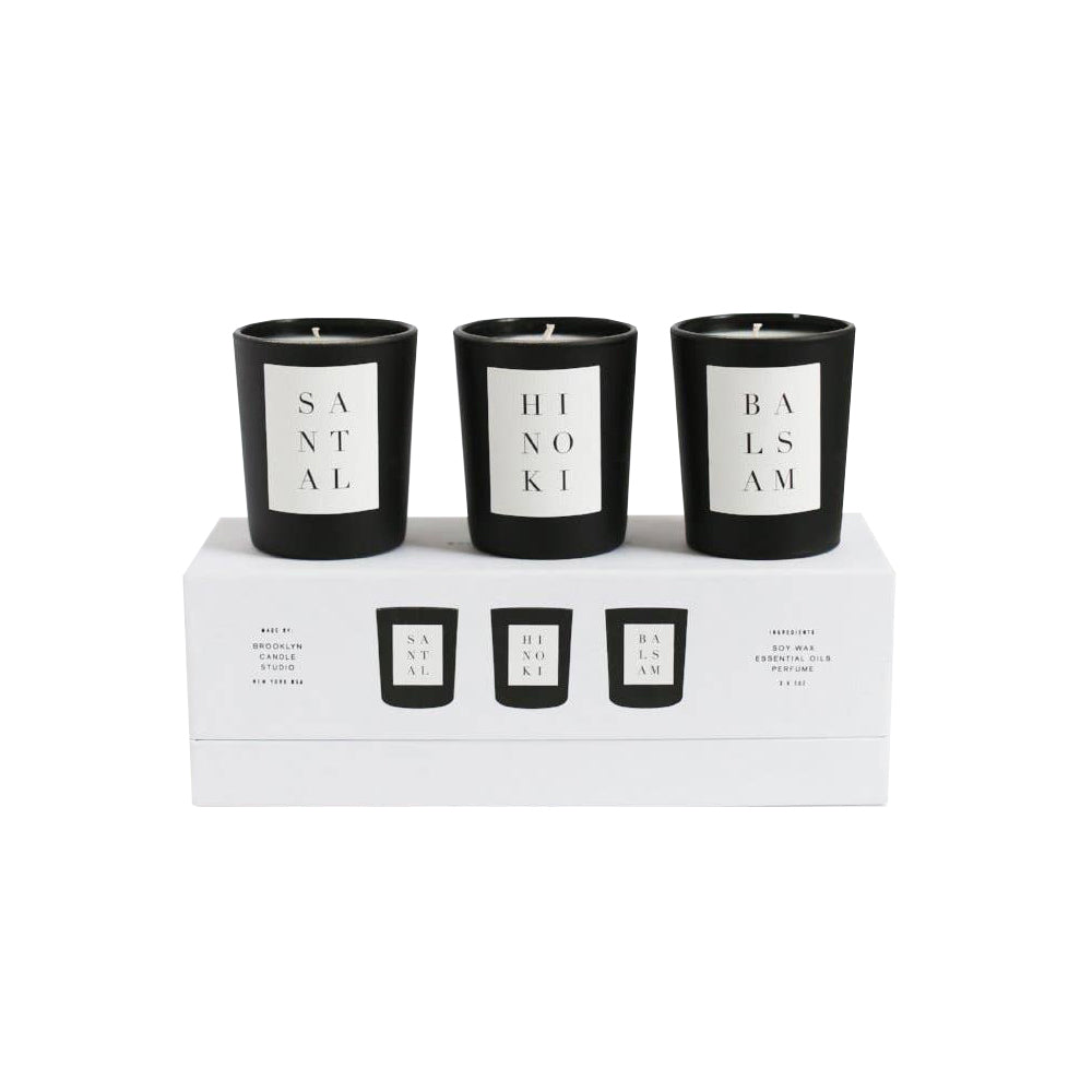 Woods Votive Set