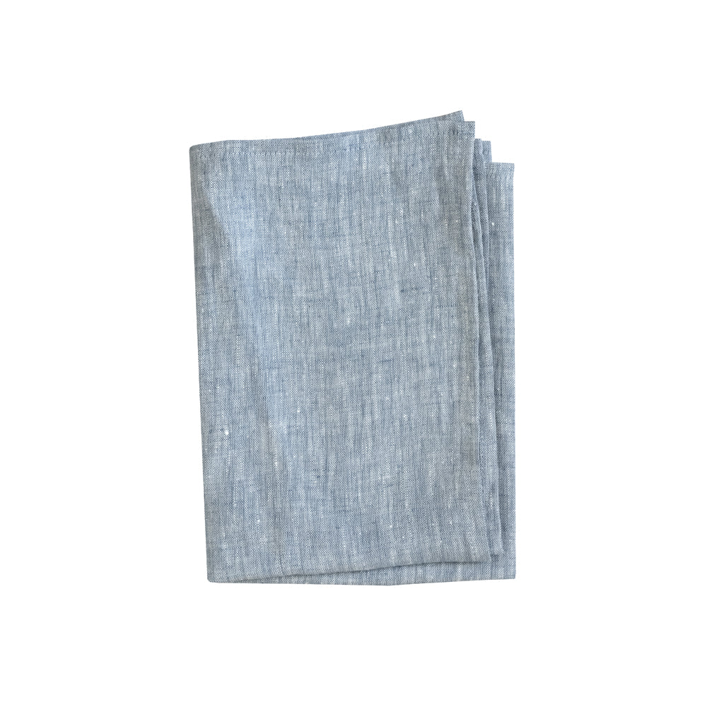 Load image into Gallery viewer, Chambray Kitchen Towel