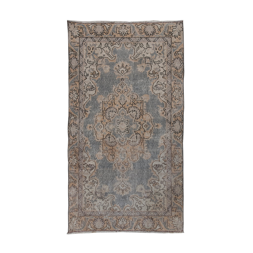 Load image into Gallery viewer, 'Cleo' Vintage Rug (4 x 7)