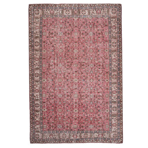 Load image into Gallery viewer, 'Cori' Vintage Rug (6 x 10)