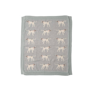 Cotton Dog Blanket