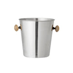 Horn Handle Ice Bucket