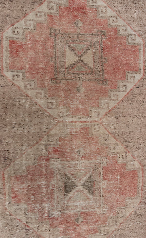 Load image into Gallery viewer, 'James' Vintage Rug (3 x 11)