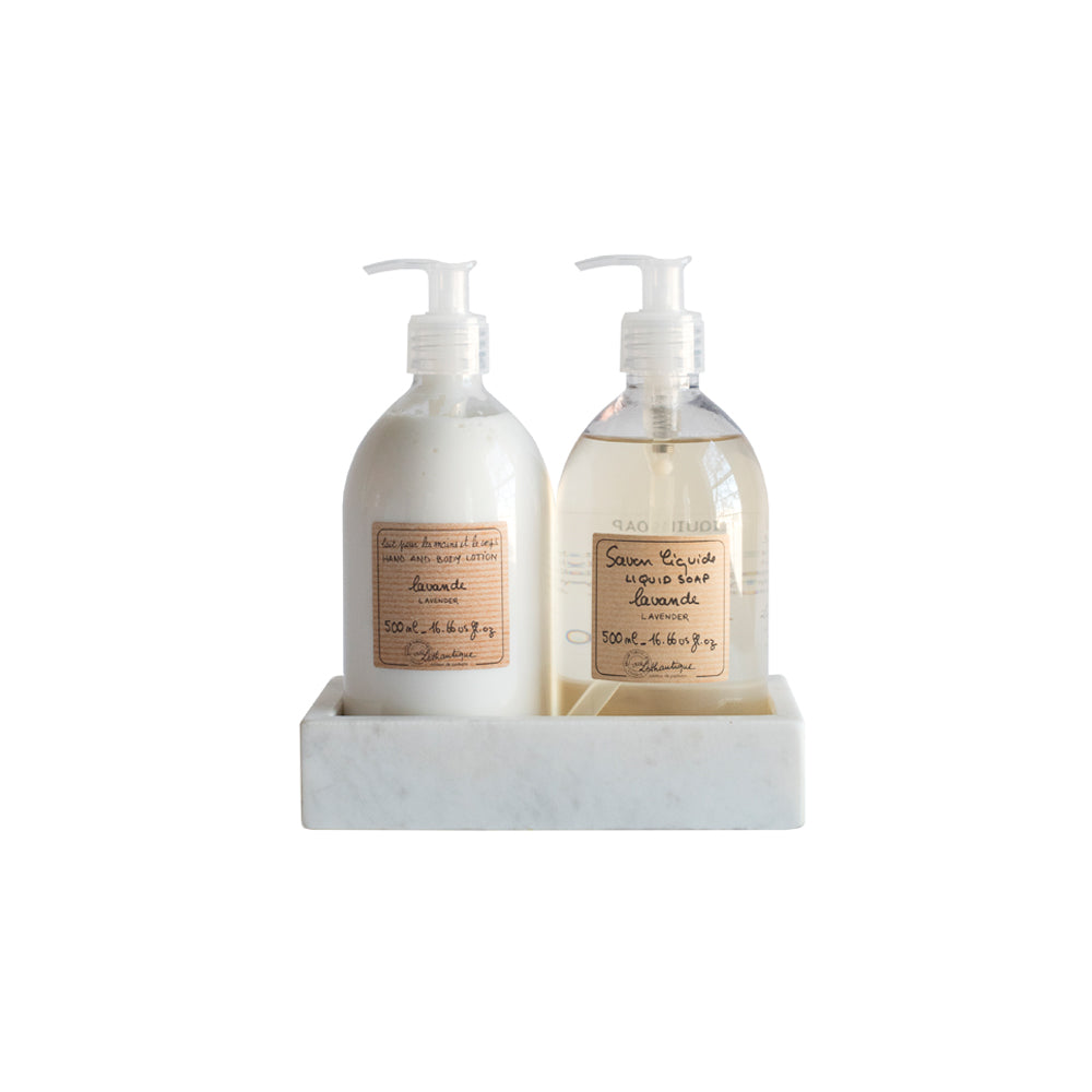 Lothantique Soap & Lotion Gift Set