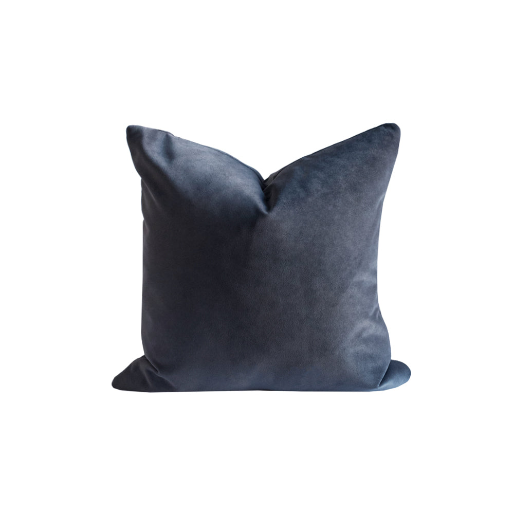 Moody Blue Pillow