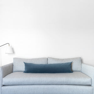 Load image into Gallery viewer, Ocean Blue Lumbar Pillow