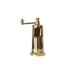 Petite Brass Pepper Mill