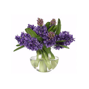 Load image into Gallery viewer, Purple Hyacinth