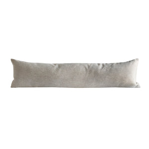 Load image into Gallery viewer, Sand Linen Lumbar Pillow