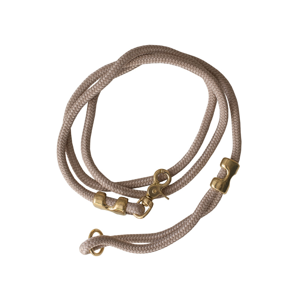 Tan Rope Leash