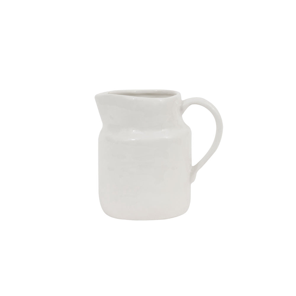Load image into Gallery viewer, Stoneware Creamer Pitcher