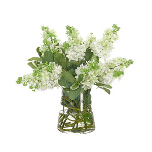 Load image into Gallery viewer, White Lilacs