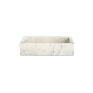White Marble Mini Tray