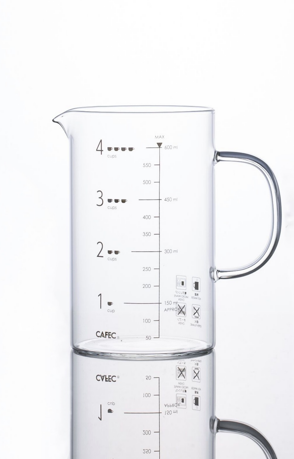 600 ml Beaker Server - cafeadvocate
