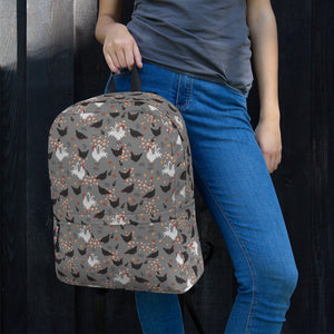 Hens & Roosters Backpack