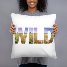 Load image into Gallery viewer, Wild Flower Basic Pillow