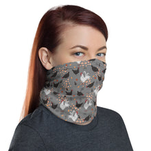 Load image into Gallery viewer, Hens & Roosters Neck Gaiter