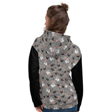 Load image into Gallery viewer, Hens & Roosters Unisex Hoodie