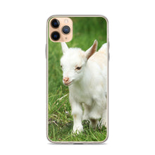 Load image into Gallery viewer, Baby Goat iPhone Case