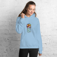Load image into Gallery viewer, Bees in a Jar Unisex Hoodie