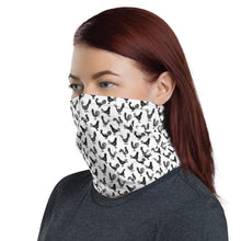 Load image into Gallery viewer, Repeating Rooster Neck Gaiter
