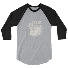 Load image into Gallery viewer, Jive Turkey 3/4 sleeve raglan shirt