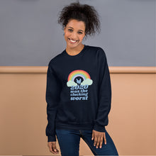 Load image into Gallery viewer, 2020 Was The Clucking Worst Unisex Sweatshirt