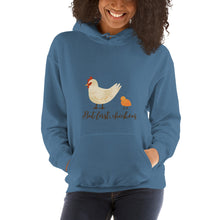 Load image into Gallery viewer, But First, Chickens Unisex Hoodie
