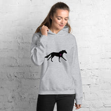Load image into Gallery viewer, Horse Heart Unisex Hoodie