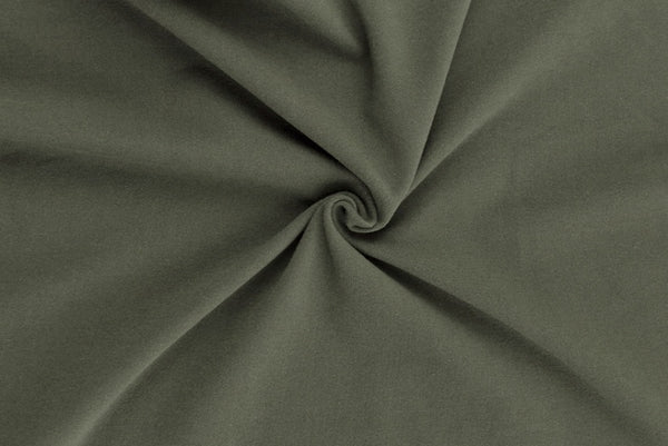 Double Brushed Poly Solids|By the Half Yard