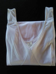 Ladies Wide Strap Nylon Slip