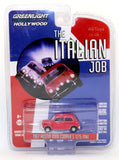 The Italian Job Greenlight Collectibles Mini red