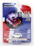 The Italian Job Greenlight Collectibles Mini white