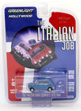 The Italian Job Greenlight Collectibles Mini blue