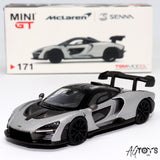 Mclaren Senna 1:64 Scale Model Car TSM Mini Gt No.171