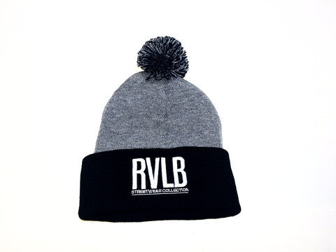 Rival RVLB Tuque with PomPom