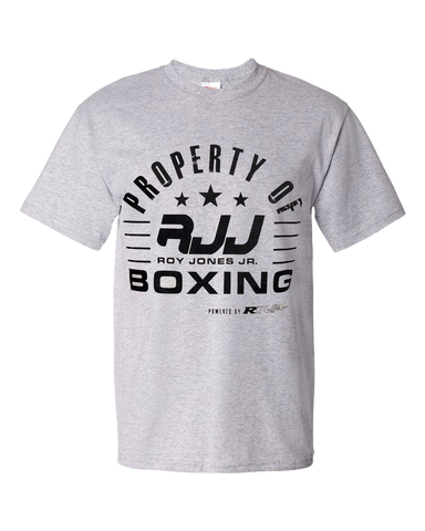 Property of RJJ Boxing T-Shirt